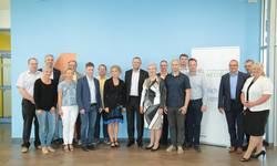 Teilnehmer am Energieeffizienz-Netzwerk