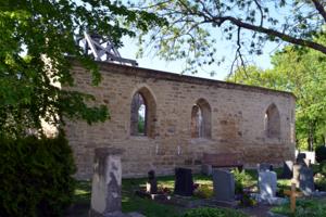 Ruine der Annenkirche