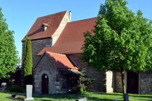 Kirche in Daspig