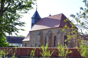 Kirche in Kröllwitz