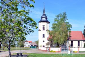 Kirche in Pissen