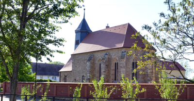 Kirche in Kröllwitz [(c) Christian Butzkies]