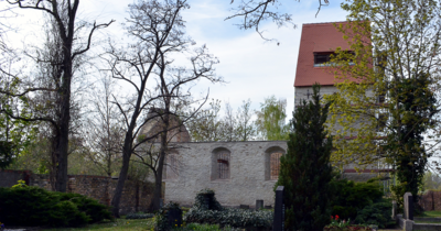 Nikolaikirche in Rössen [(c) Christian Butzkies]