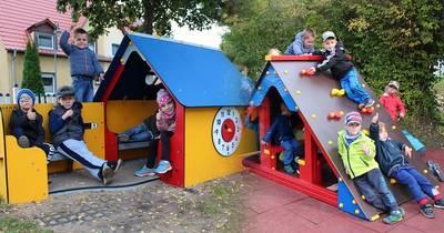 neue Spielhäuser