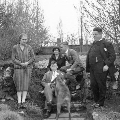 Die Familie Barth