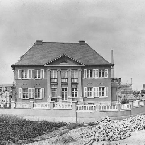 Die Villa Barth