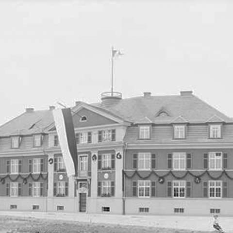 Das Zweckverbandsgebäude
