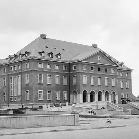 Das Gesellschaftshaus