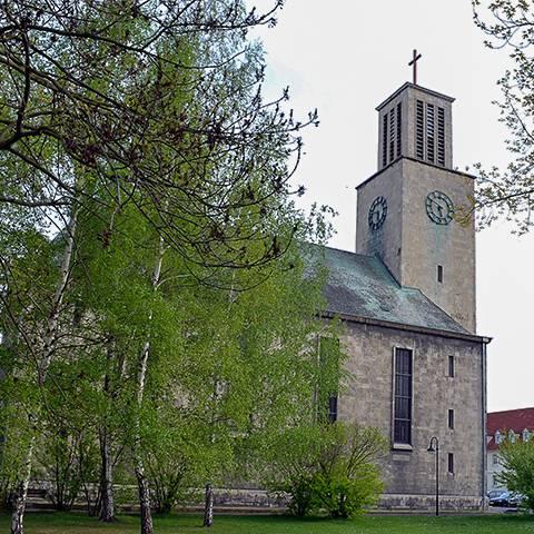 Friedenskirche Leuna