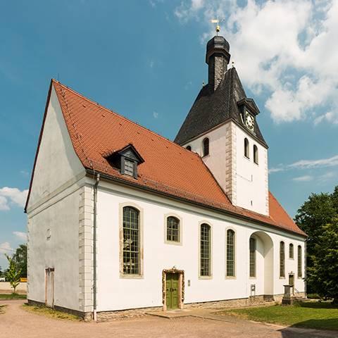 Kirche St. Wenzel Zöschen