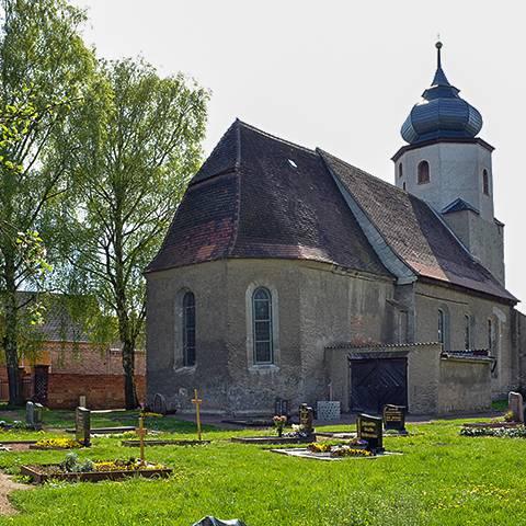 Kirche St. Barbara Zweimen