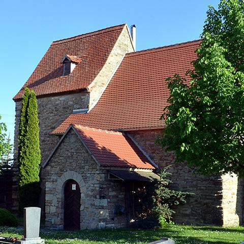 Kirche Leuna-Daspig