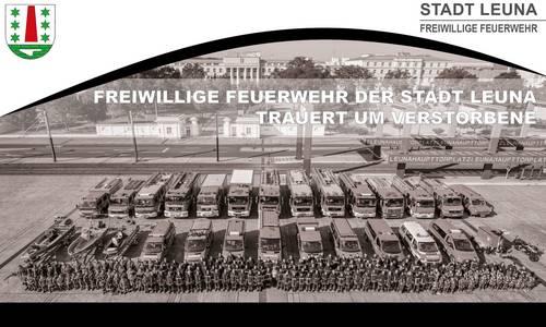 17 2021   Trauer ©FF Stadt Leuna