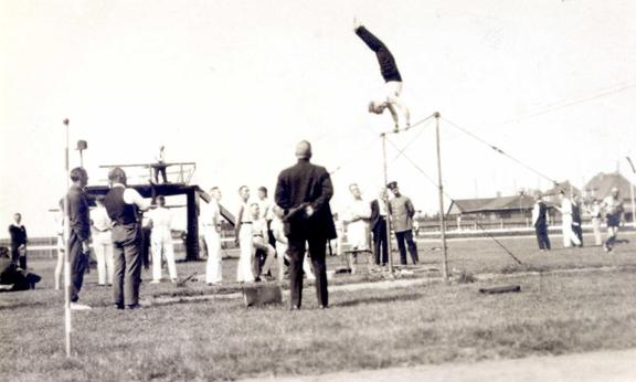 stiftungsfest 1929 ©Bildarchiv TSV